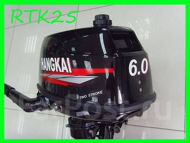 Hangkai. 6,00л.с., 2-тактный, бензиновый, нога S (381 мм), Год: 2016 год