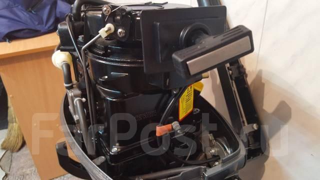 Hangkai. 6,50л.с., 4-тактный, бензиновый, нога S (381 мм), Год: 2016 год