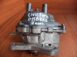 Трамблер. Honda: Domani, Ballade, Civic Ferio, Integra SJ, Civic, Capa, Logo, Partner Двигатели: D15B, D16A, ZC, B18B4, B16A6, D16Y9, D15Z4, D13B, MF6...