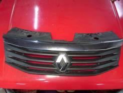 Решетка радиатора. Renault Sandero Renault Logan Двигатели: D4D, D4F, K7M, K7J, K9K, K4M