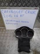 Панель приборов. Chevrolet Cruze