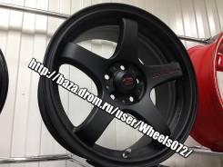 Sakura Wheels 391A. 7.5x17, 5x108.00, ET42