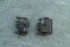 Суппорт тормозной. Nissan Terrano, WBYD21 Двигатели: TD27T, TD27TI