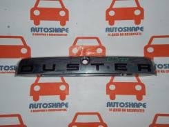Накладка на дверь багажника. Renault Duster