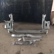 Рамка радиатора. Toyota Avensis, AZT250 Двигатели: 1AZFE, 1AZFSE