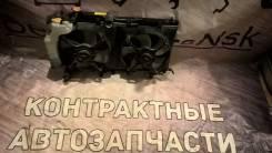 Радиатор охлаждения двигателя. Subaru Legacy, BL, BP Двигатель EJ204