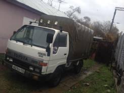 Toyota Dyna. Бортовой грузовик, категория В, Обмен, 2 446 куб. см., 1 500 кг.