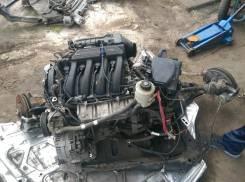 Механическая коробка переключения передач. Nissan Almera Двигатель K4M