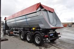 Meusburger Новтрак SK-352, 2016. Полуприцеп-самосвал Meusburger Novtruck, 42 куб. м. углевоз, зерновоз, 39 800 кг.