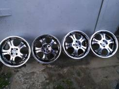 Manaray Euro Design. 7.0x17, 4x100.00, ET30