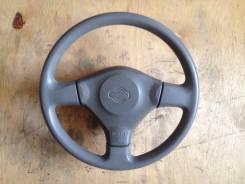 Руль. Nissan Cube, AZ10, ANZ10 Двигатель CGA3DE