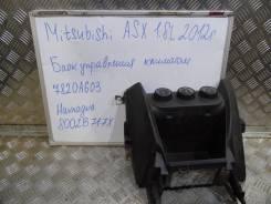Блок управления климат-контролем. Mitsubishi ASX, GA2W, GA1W, GA3W Двигатели: 4B11, 4A92, 4B10
