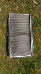 Радиатор охлаждения двигателя. Honda Concerto, MA2 Двигатель ZC