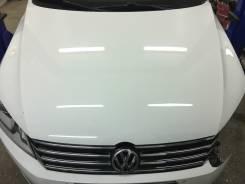 Капот. Volkswagen Passat