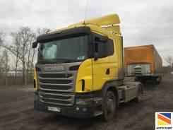Scania. G400 LA4x2HNA, 13 000 куб. см., 44 000 кг.