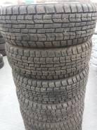 Goodyear Ice Navi Hybrid Zea. Зимние, без шипов, 2012 год, износ: 5%, 4 шт