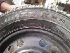 Bridgestone Blizzak WS-50. Зимние, без шипов, 2006 год, износ: 60%, 1 шт