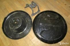 Ford EcoSport чехол кожух запасного колеса кронштейн