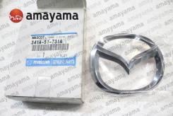 Эмблема пластик Mazda S41A51731A
