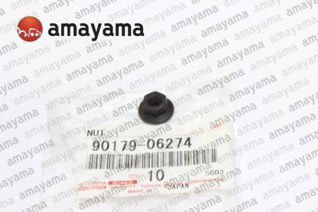 Гайка металлическая Toyota 9017906274