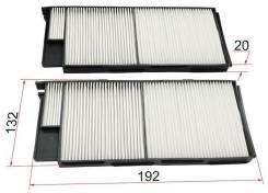 Фильтр салона TOYOTA LAND CRUISER 100 /LEXUS LX470 98-07 (комплект)