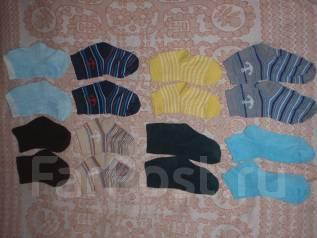 Носки. Рост: 80-86, 86-98 см