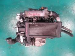 Двигатель. Daihatsu Move Двигатель JBDET