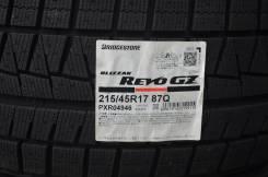Bridgestone Blizzak Revo GZ. Зимние, без шипов, 2013 год, без износа, 4 шт