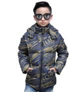 Куртки-пуховики. Рост: 122-128, 128-134, 134-140, 140-146 см. Под заказ