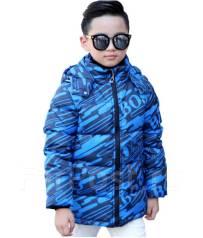 Куртки-пуховики. Рост: 122-128, 128-134, 134-140, 140-146, 146-152, 152-158 см. Под заказ