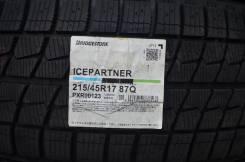 Bridgestone Ice Partner. Зимние, без шипов, 2013 год, без износа, 4 шт