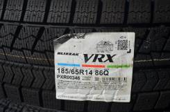 Bridgestone Blizzak VRX. Зимние, без шипов, 2014 год, без износа, 2 шт