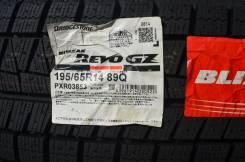 Bridgestone Blizzak Revo GZ. Зимние, без шипов, 2013 год, без износа, 2 шт