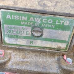 Автоматическая коробка переключения передач. Isuzu Bighorn, UBS69GW Двигатель 4JG2