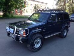 Jeep Cherokee. XJ, AMC150