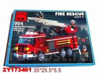 Пожарные машинки. Под заказ