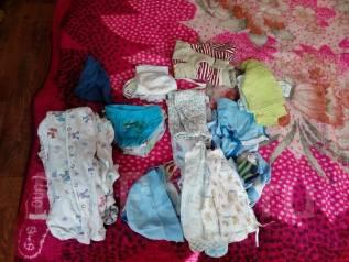 Одежда для новорожденных. Рост: 50-60, 60-68 см
