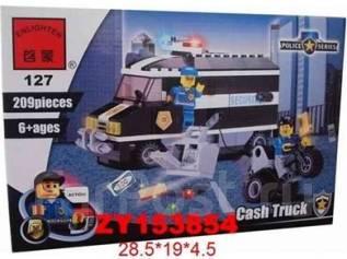 Полицейские машинки. Под заказ