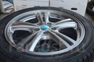 Новые Goodyear Ice Navi Zea II 235/45R18 5x114.3 Camry Accord. 7.5x18 5x114.30 ET53 ЦО 73,1мм.