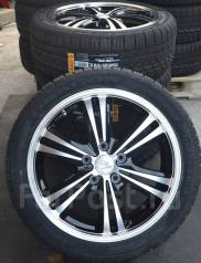 Новые Pirelli Dragon 215/45R17 5x114.3 Voxy Odessey Serena. 7.0x17 5x114.30 ET53 ЦО 73,1мм.