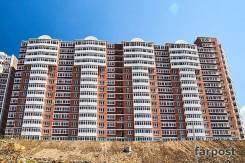 2-комнатная, улица Ватутина 4д. 64, 71 микрорайоны, застройщик, 63 кв.м. Дом снаружи