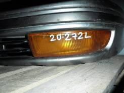 Повторитель поворота в бампер. Toyota Carina, AT175, ST170, CT170, CT170G, ST170G, AT170, AT171 Двигатели: 4AGE, 4AFHE, 2C, 5AFE, 4AFE, 5AF, 4SFI, 4SF...