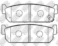 Тормозные колодки задние INFINITI Q45 44060-AG088 JNBK PN2262
