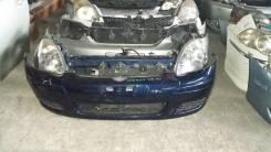Ноускат. Toyota Vitz, NCP15