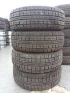 Toyo Tranpath. Зимние, без шипов, 2012 год, износ: 5%, 4 шт