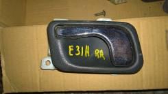 Ручка двери внутренняя. Mitsubishi Galant, E31A