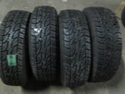 Bridgestone Dueler A/T D694. Грязь AT, износ: 5%, 4 шт