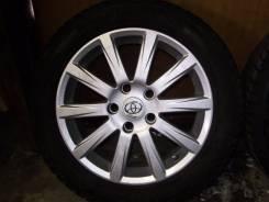 Продам колеса на 16, зима. 6.5x16 5x114.30 ET39