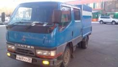 Mitsubishi Canter. Mitsubishi ka, 3 600 куб. см., 1 500 кг.