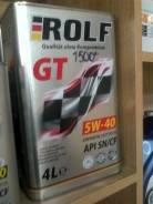ROLF. Вязкость 5W-40, синтетическое